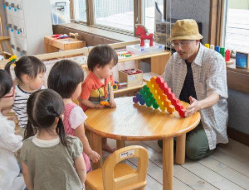 10/25(Fri)小樽キンダーリープの杉本店長のおもちゃ講座もプラス!離乳食ランチ会  ※満席